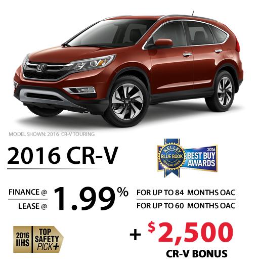 2016 CR-V
