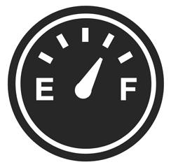 Fuel Economy Icon