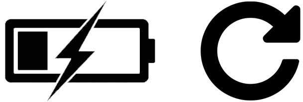 Charge Frequency Icon