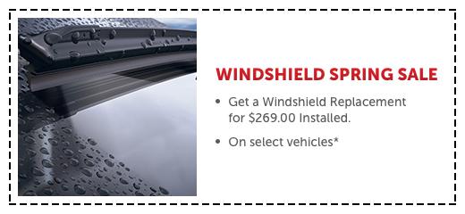 Windshield Spring Sale